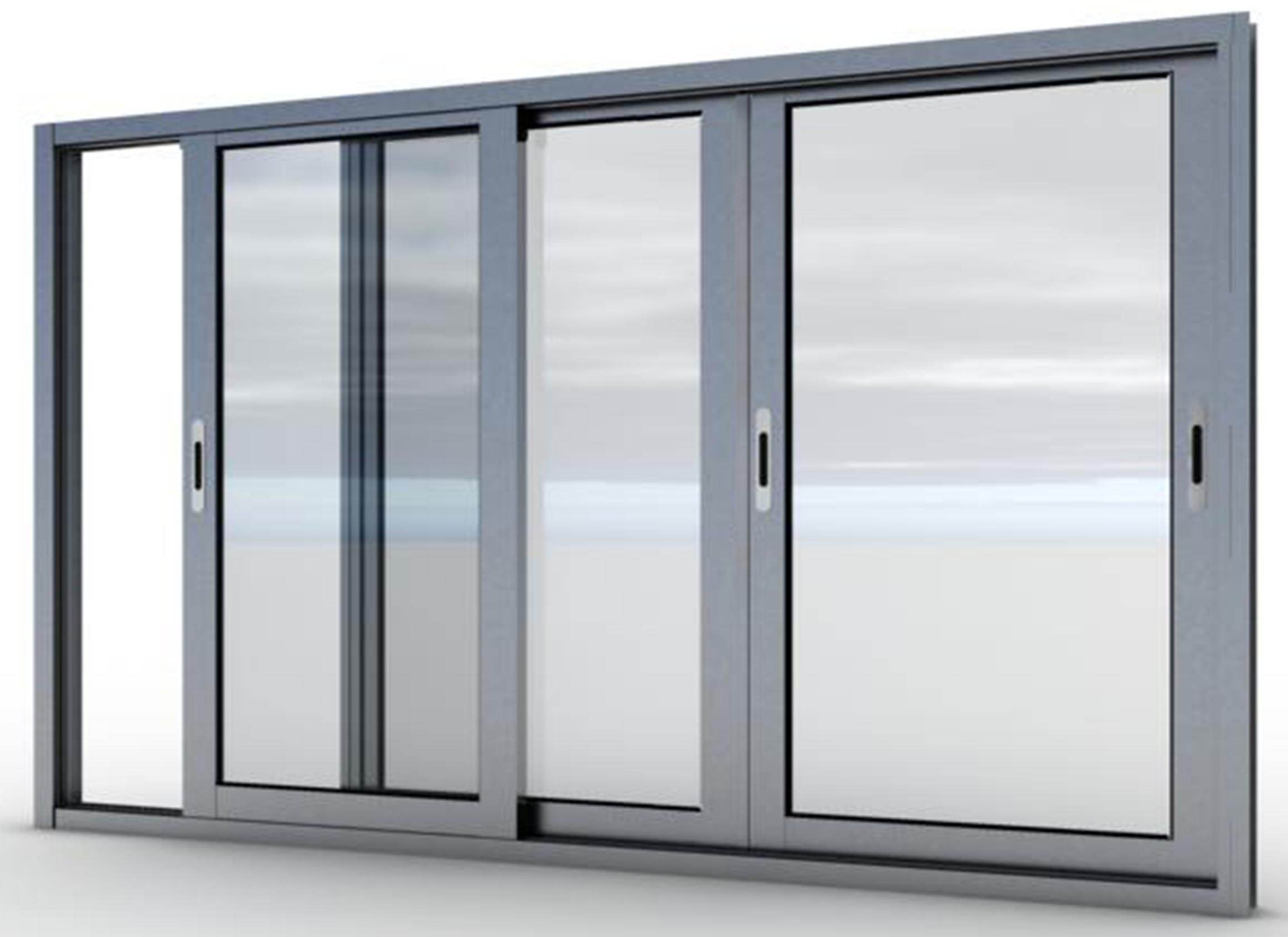 Алюминиевые окна на балкон раздвижные цена.
